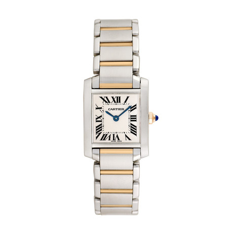 Cartier Ladies Tank Francaise Quartz // Pre-Owned