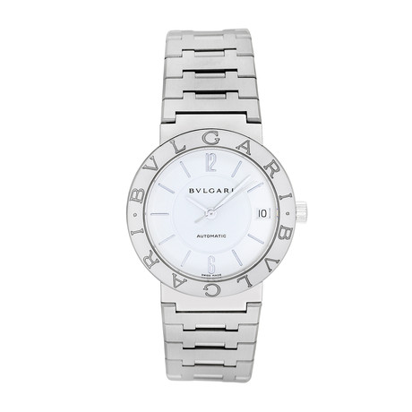 Bulgari Ladies Bulgari Ladies Automatic // BB33SS // Pre-Owned