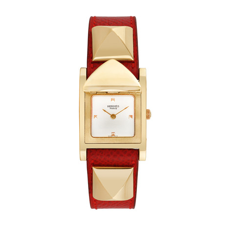 Hermes Ladies Medor Quartz // Pre-Owned