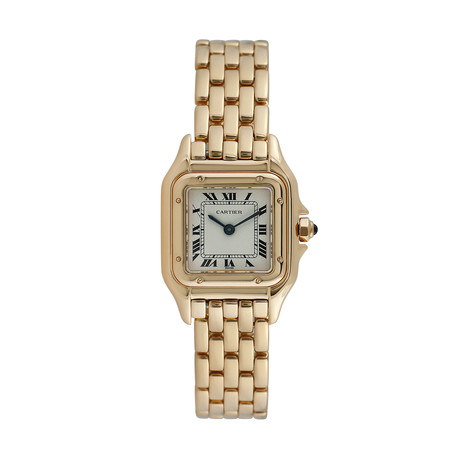 Cartier Ladies Panthere Quartz // 1070 // Pre-Owned