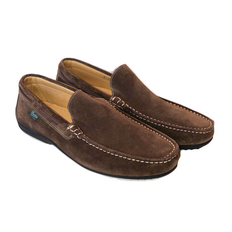 Starter Plain Loafer // Tan Suede (US: 7)