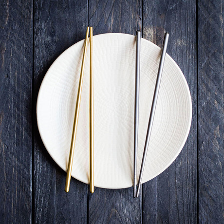 Chopsticks (Bronze)