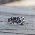 Ouroboros Runes Ring (6)