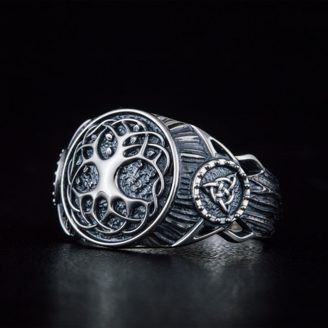 Yggdrasil Viking Ring (6)