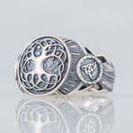 Yggdrasil Viking Ring (10)
