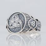 Odin Horn Ring (11.5)