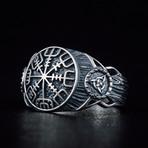 Vegvisir Ring (11.5)