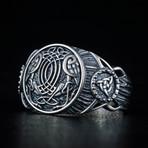 Raven Ring (10.5)