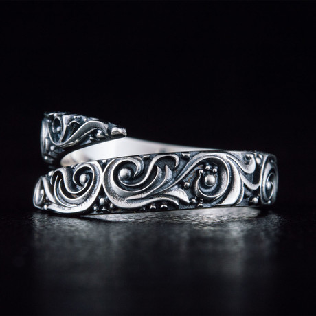 Norse Snake Ring (6)