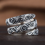 Snake Style Ring (9)
