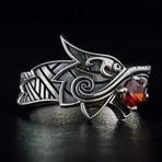 Fenrir Ring + Gems (6)