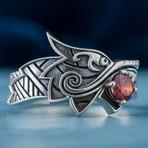 Fenrir Ring + Gems (9.5)