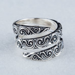 Snake Style Ring (10)