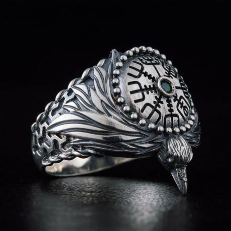 Odin Raven Ring (6)