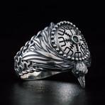 Odin Raven Ring (7)