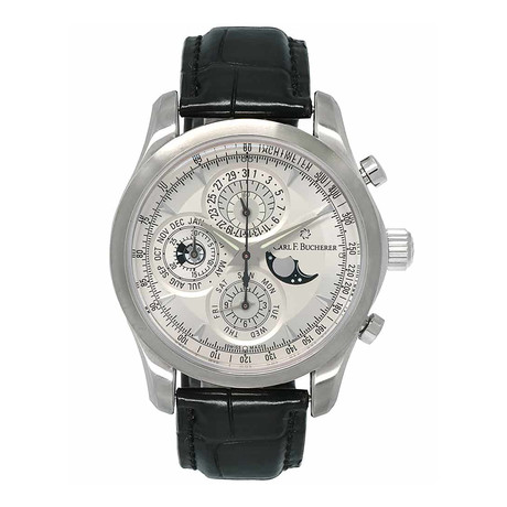 Carl F. Bucherer Manero ChronoPerpetual Automatic // 00.10906.08.13.01 // Store Display