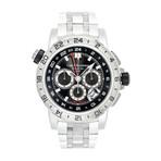 Carl F. Bucherer Patravi Traveltec II Chronograph Timezone Automatic // 00.10633.08.33.21 // Store Display