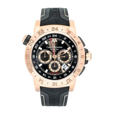 Carl F. Bucherer Patravi Traveltec II Chronograph Timezone Automatic // 00.10633.03.33.02 // Store Display