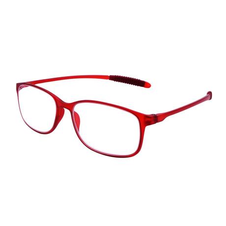 Flexi Grande Readers // Red (+1.00)