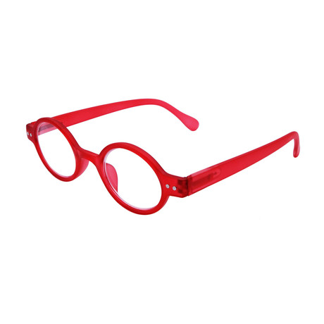 Remi Readers // Red (+1.00)