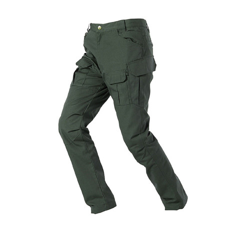 Redwood Trousers // Army Green (S)