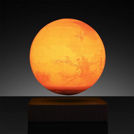 Levitating Lamp // Mars