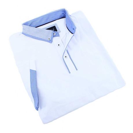 Fenton Polo // White (S)
