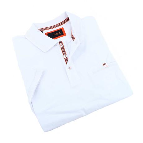 Ronan Polo // White (S)