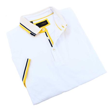 Konner Polo // White (S)