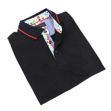 Trent Polo // Black (S)