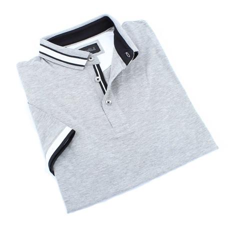 Rain Polo // Gray (S)
