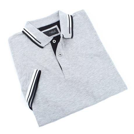 Kensington Polo // Gray (S)