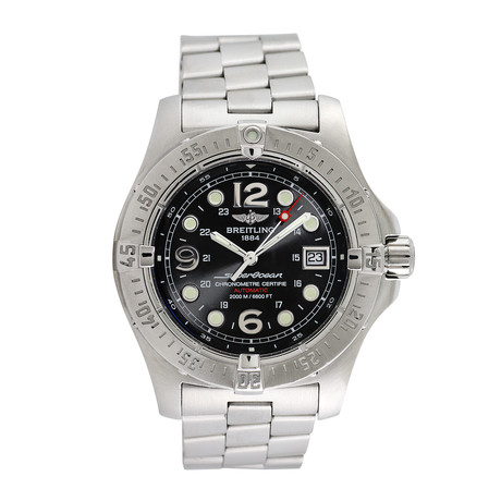 Breitling Superocean Steelfish X-Plus Automatic // A17390 // Pre-Owned
