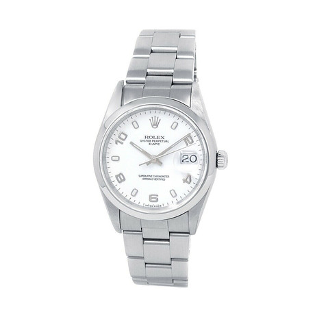Rolex Date Automatic // 15200 // P Serial // Pre-Owned