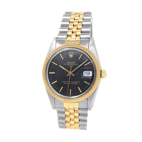 Rolex Date Automatic // 15053 // 8 Million Serial // Pre-Owned