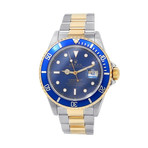 Rolex Submariner Automatic // 16613 // S Serial // Pre-Owned