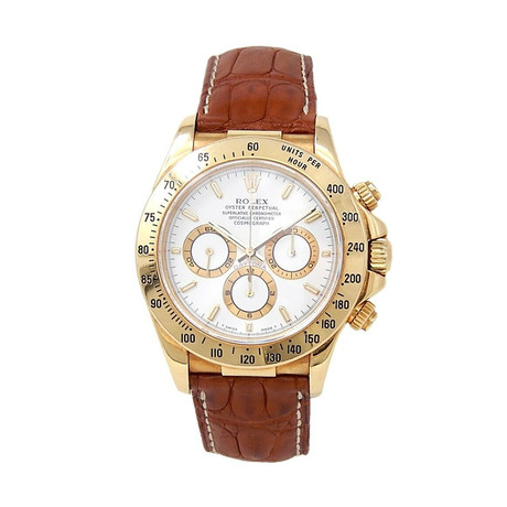 Rolex Daytona Cosmograph Automatic // 16518 // U Serial // Pre-Owned