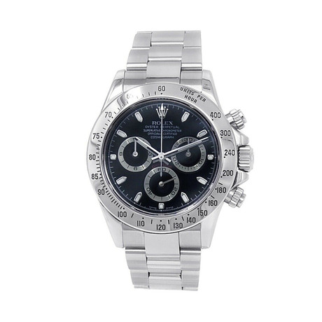 Rolex Daytona Cosmograph Automatic // 116520 // Z Serial // Pre-Owned