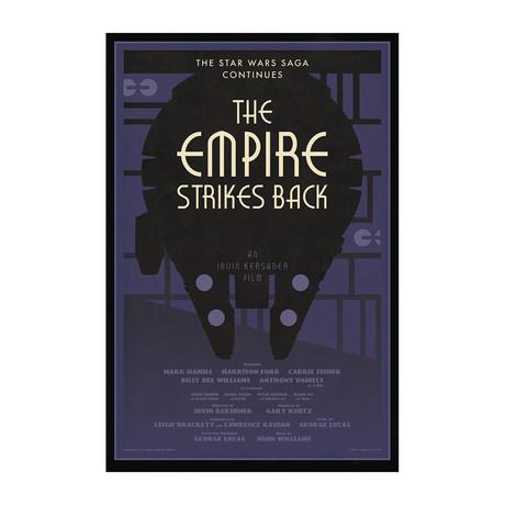 Empire Strikes Back // Retro