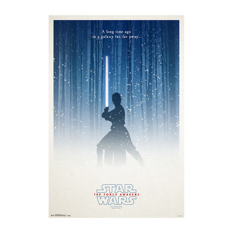 The Force Awakens // Rey