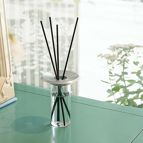 Luxury Reed Diffuser // Slim (Silver)