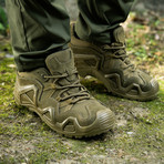 Sedona Tactical Shoes // Olive (Euro: 37)