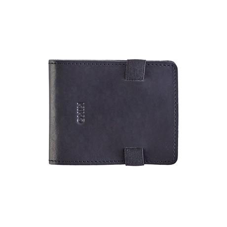 Cashfold Wallet // Black
