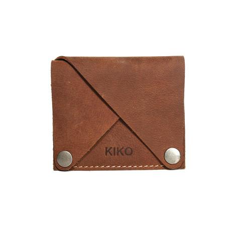 Wingfold Wallet // Brown