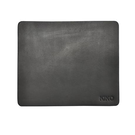 Leather Mousepad (Black)