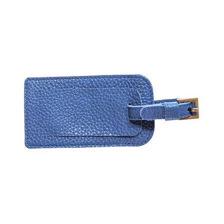 Bag Tag (Blue)