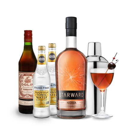Starward Nova Cocktail Kit