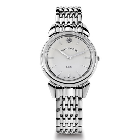 Cuervo y Sobrinos Ladies Quartz // 3112.1AG