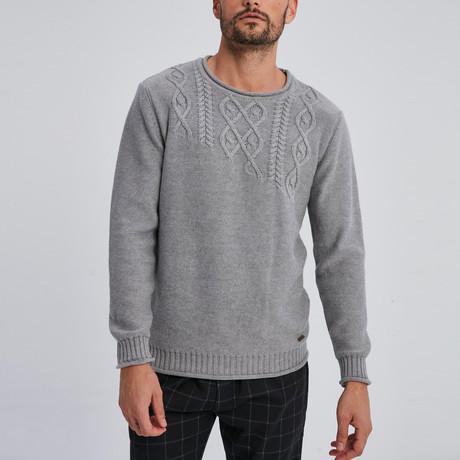 Bell Pullover // Gray Melange (S)