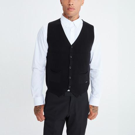 Ithan Vest // Black (S)